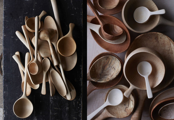 The Artful Wooden Spoon: How to Make Exquisite Keepsakes for the Kitchen