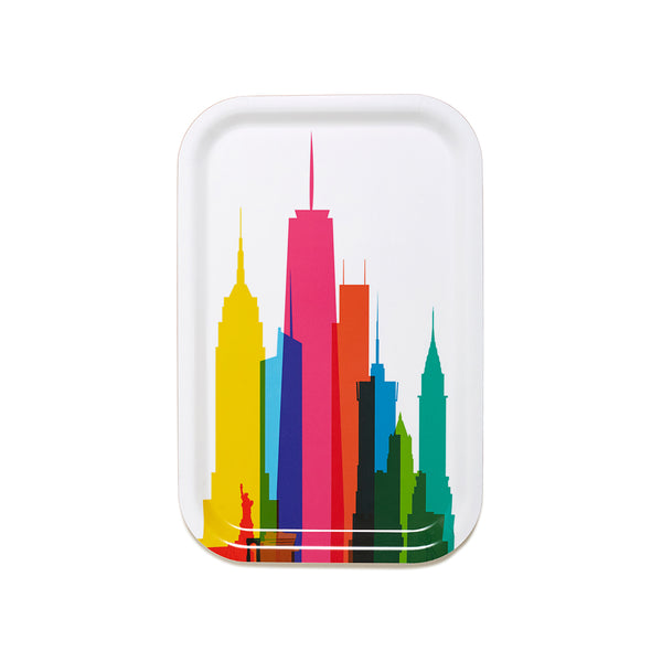 New York City Tray