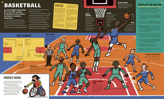 Sportopedia: An Illustrated Introduction to the World of Sports