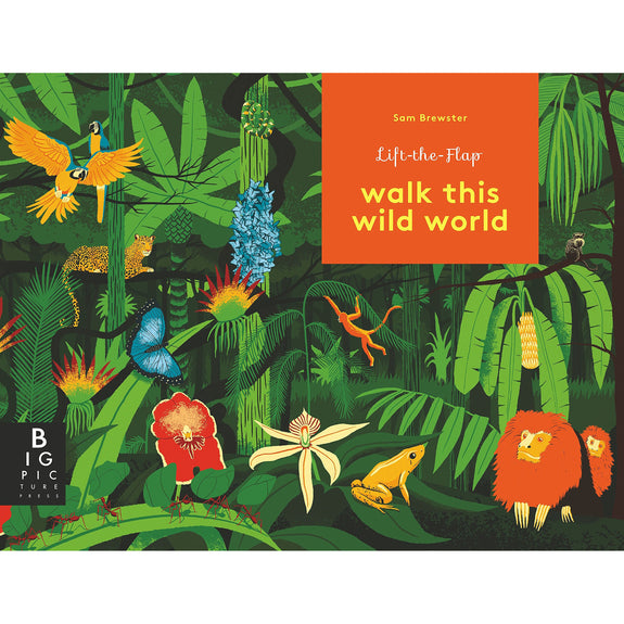 Walk This Wild World by Kate Baker