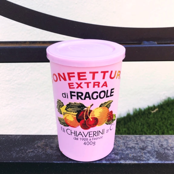 Chiaverini Jam - Strawberry