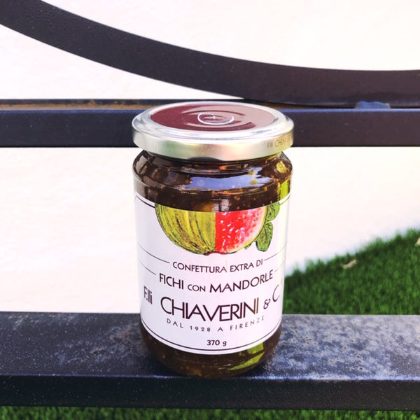 Chiaverini Jam - Fig Almond
