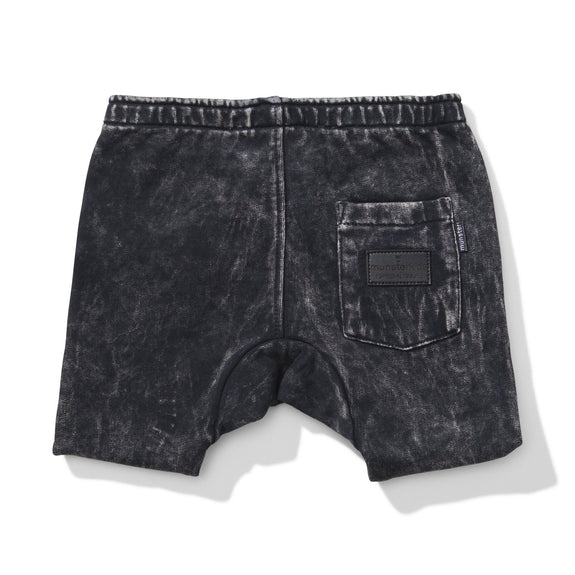 All Time Shorts Washed Black