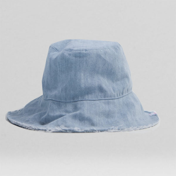 Avalon Bucket Hat - Acid Blue