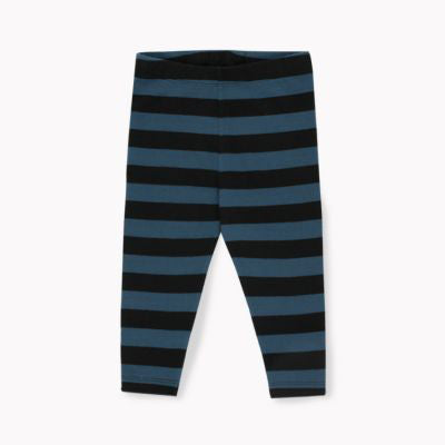 Stripes Pant Black/Navy