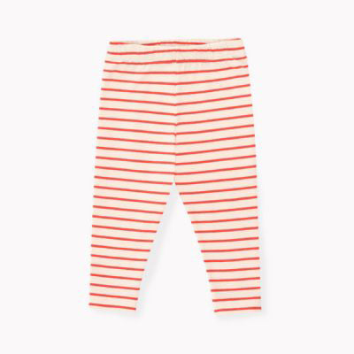 Stripes Pant Cream/White