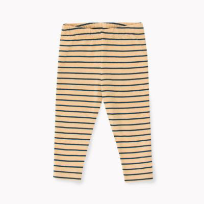 Stripes Pant Sand/Navy
