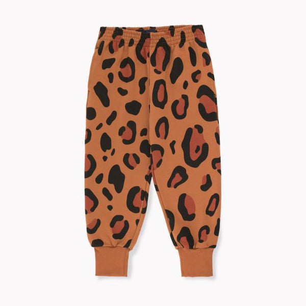 Animals Print Sweatpant Brown/DrkBrown