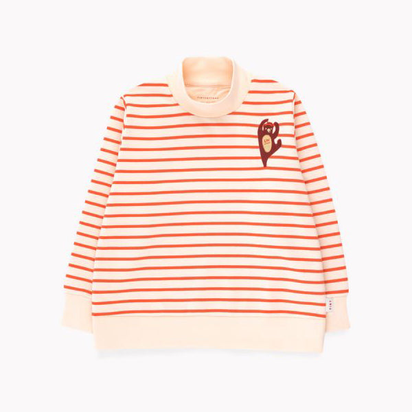 LW Citizen Sweatshirt Cream/Red