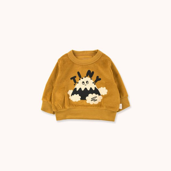 Tiny Fuji Sweatshirt