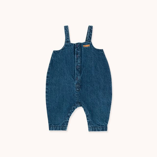 Denim Dungaree (One Piece)