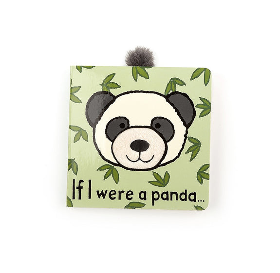 If I Were A Panda Board Book