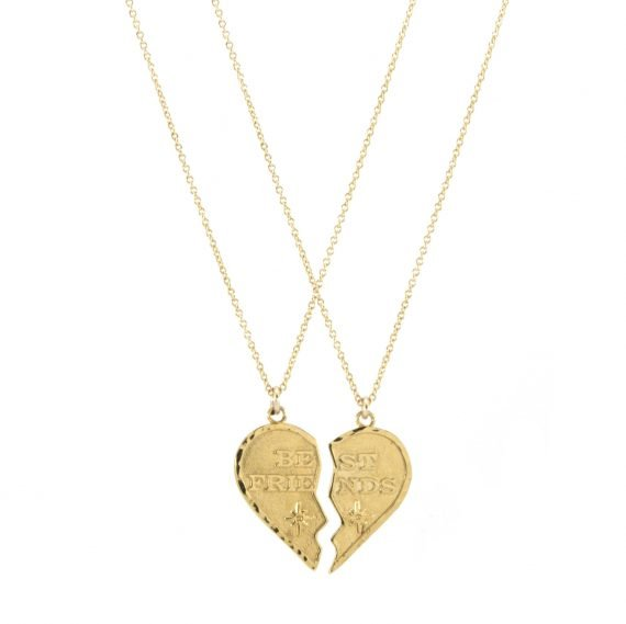 BFF Two Halves Necklaces