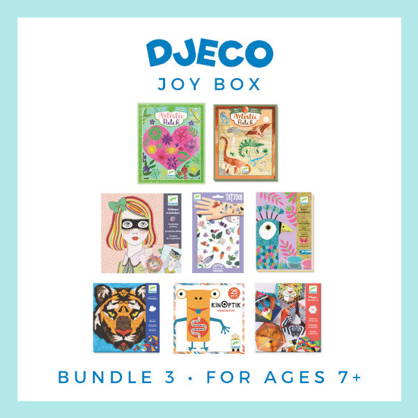 Joy Box Bundle 3 (for ages 7+)