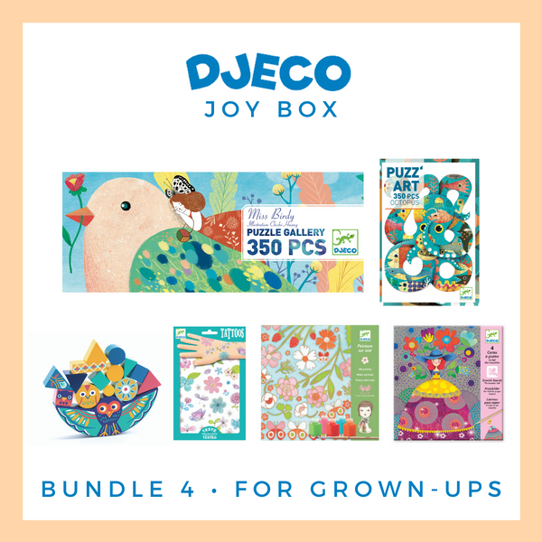 Joy Box Bundle 4 (for grownups)