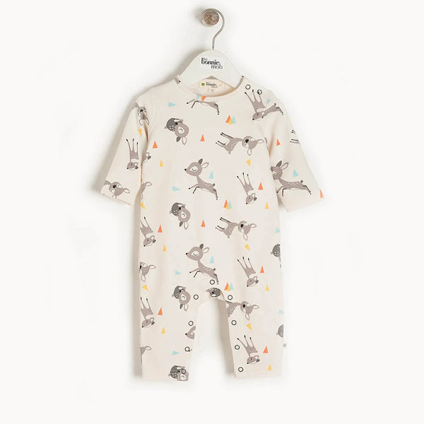Cedar Playsuit Deer