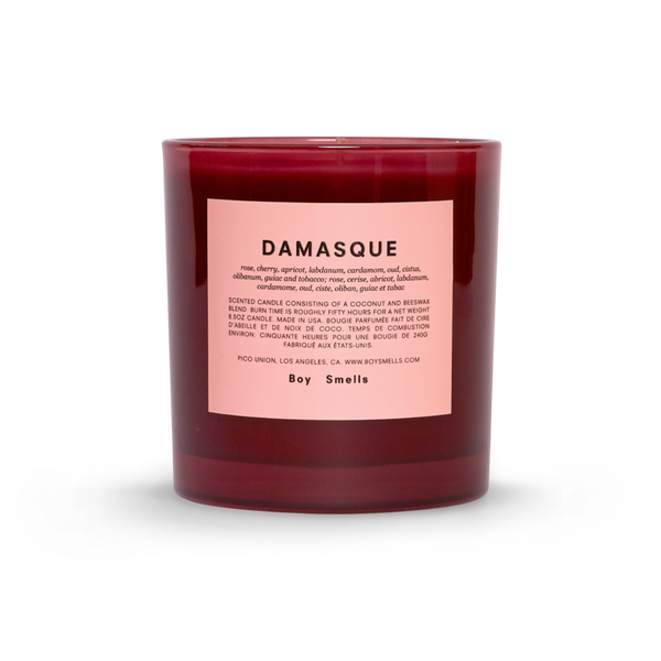 Boy Smells Candle DAMASQUE