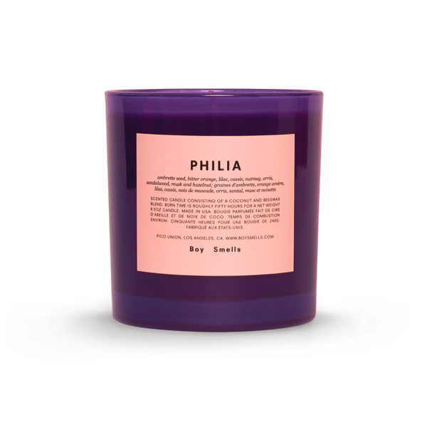 Boy Smells Candle PHILIA