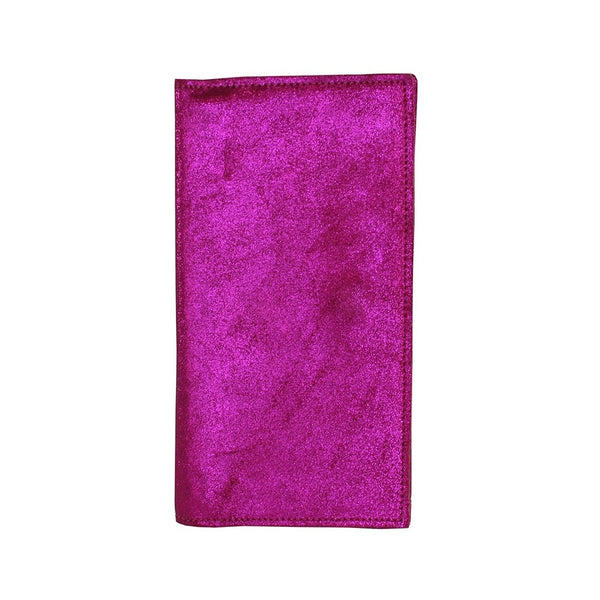 Sparkle Sarah Clutch Wallet - Cotton Candy