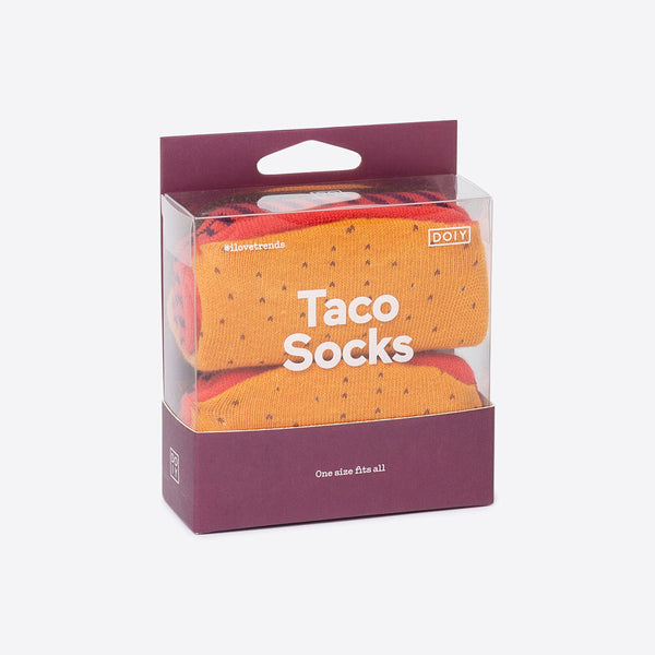 Tex-Mex Socks Tacos