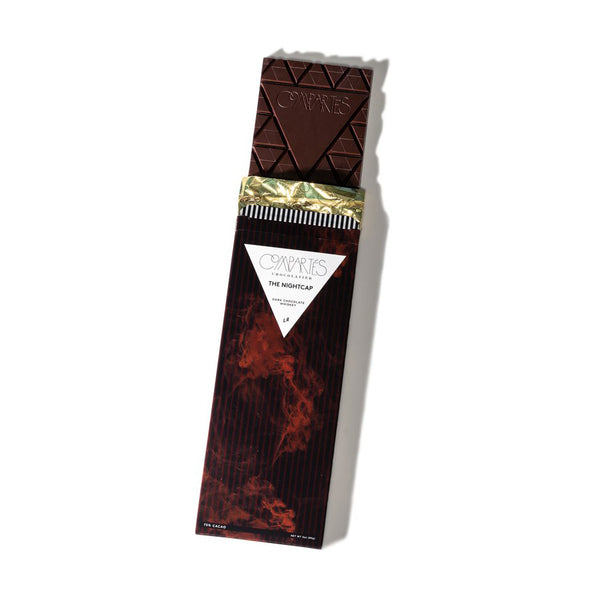 Nightcap Whisky Dark Chocolate Bar