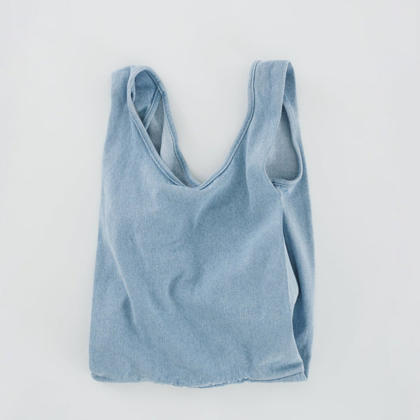 Medium Baggu Denim Light