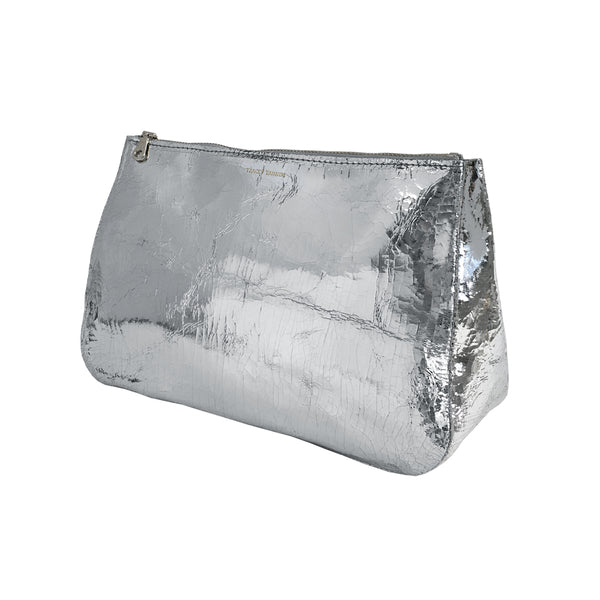 Fatty Pouch Large (Silver Foil)
