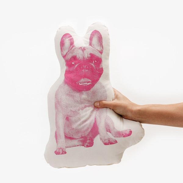 Fauna Pillow - French Bulldog