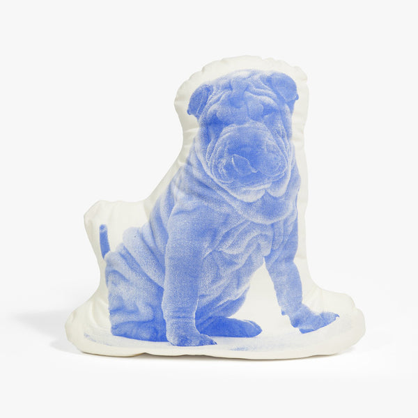 Fauna Pillow Sharpei