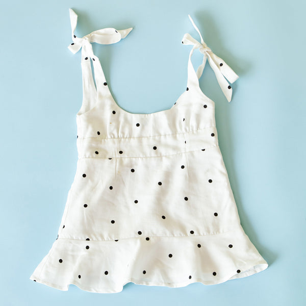 Cutie Dottie Dress