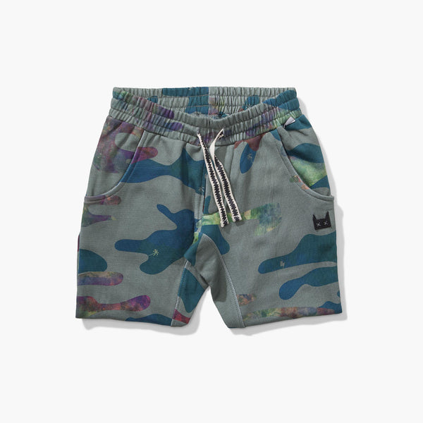 Hidden Shorts Digital Camo