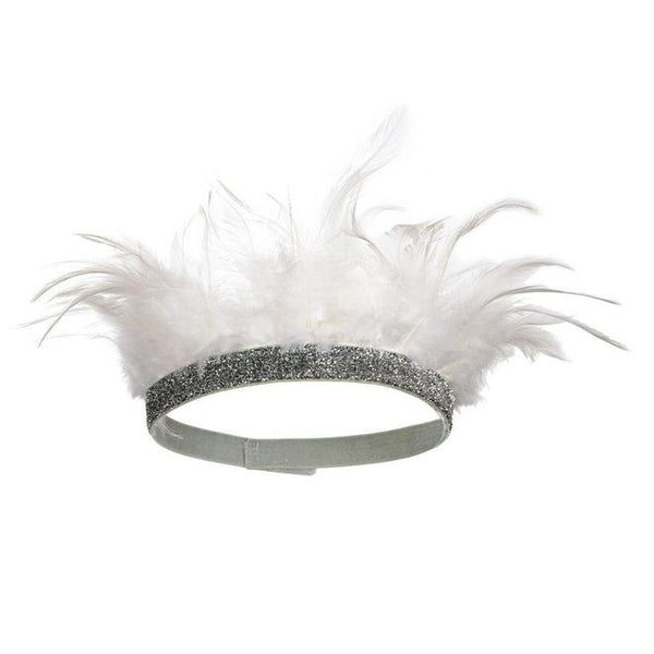 Feather Party/Dress-up Crown