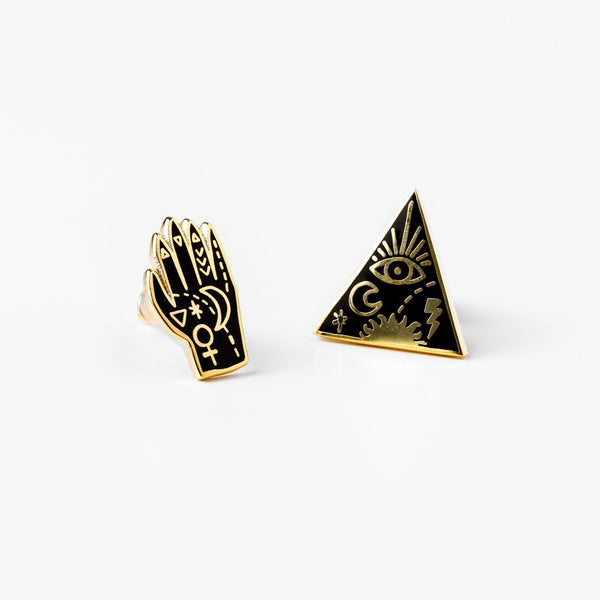 Mystic Power Earrings