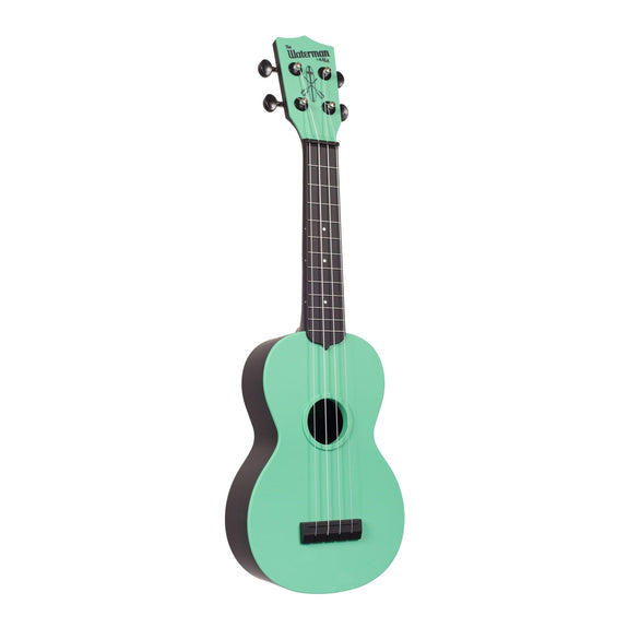Waterman Soprano Ukulele - Seafoam Green
