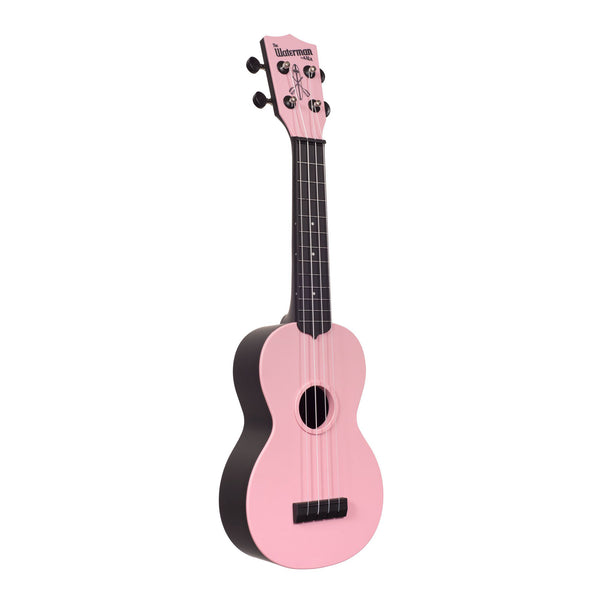 Waterman Soprano Ukulele - Soft Pink