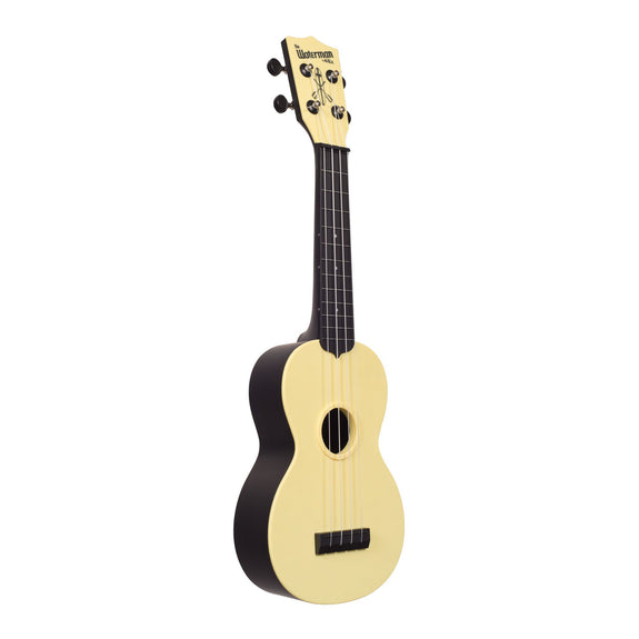 Waterman Soprano Ukulele - Pale Yellow