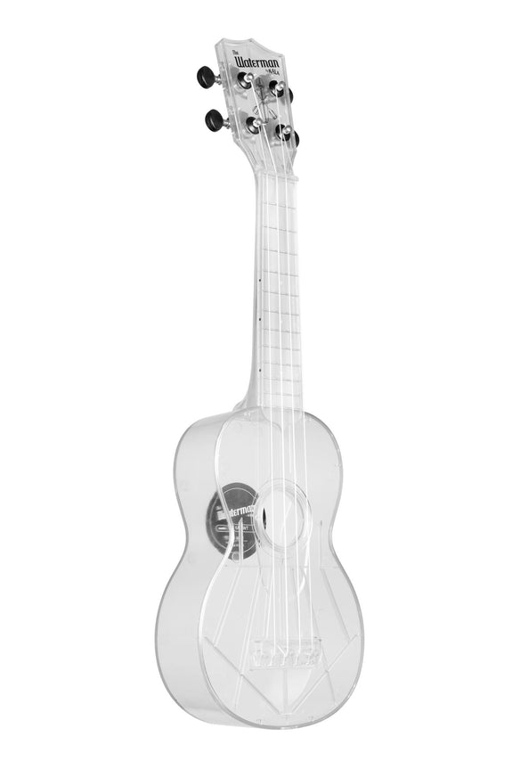 Waterman Soprano Ukulele - Translucent