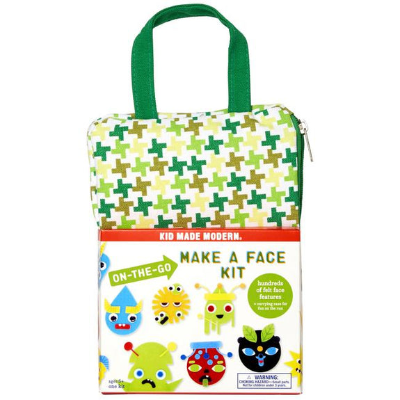 On The Go Make A Face Kit