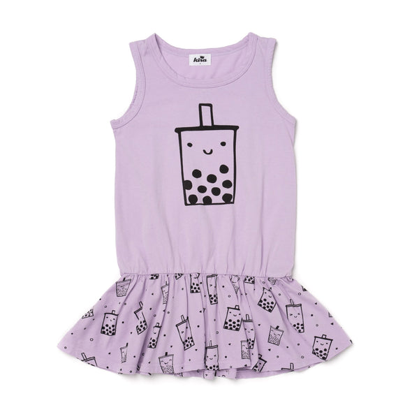 Boba Tank Ruffle Dress