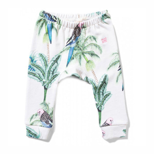 Pretty Bird Track Pant - Oatmeal