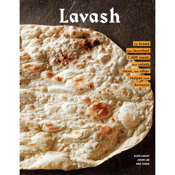 Lavash: The bread that launched 1,000 meals and recipes from Armenia
