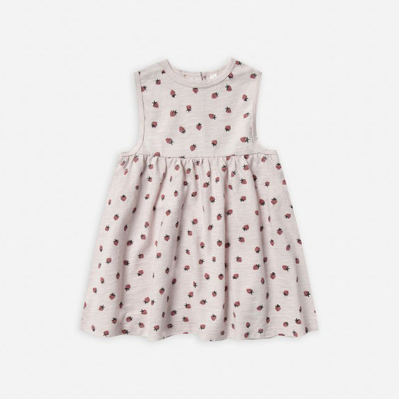Layla Dress - Strawberry
