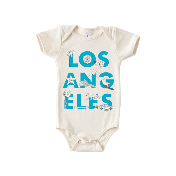 Los Angeles Font One Piece