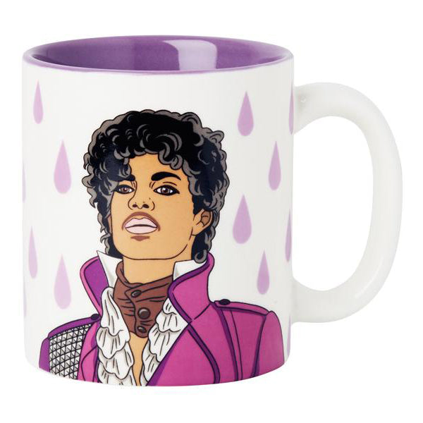 Ceramic Mug Purple Rain