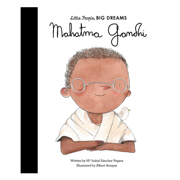 Mahatma Gandhi (Little People Big Dreams)
