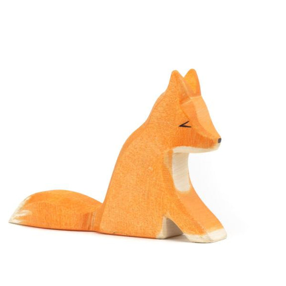 Ostheimer Sitting Fox - Small