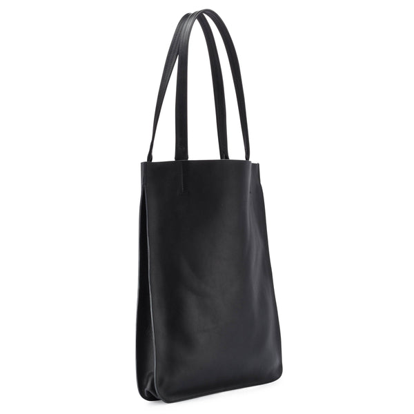 Plie Expandable Magazine Tote (Black)