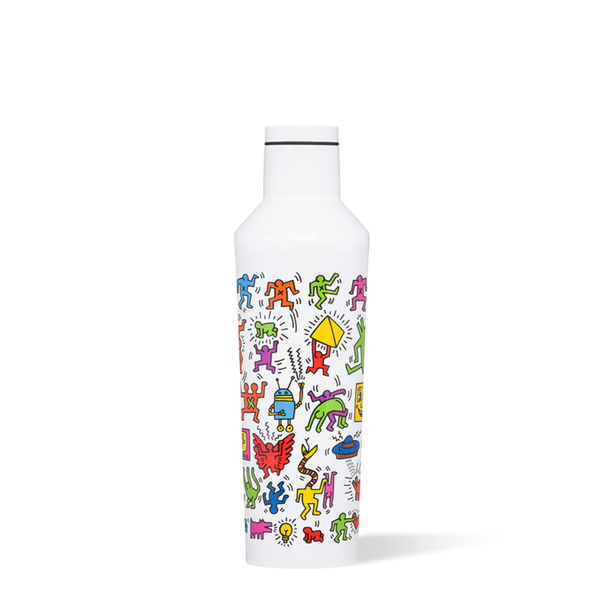 Keith Haring Canteen - Pop Party - 16oz.