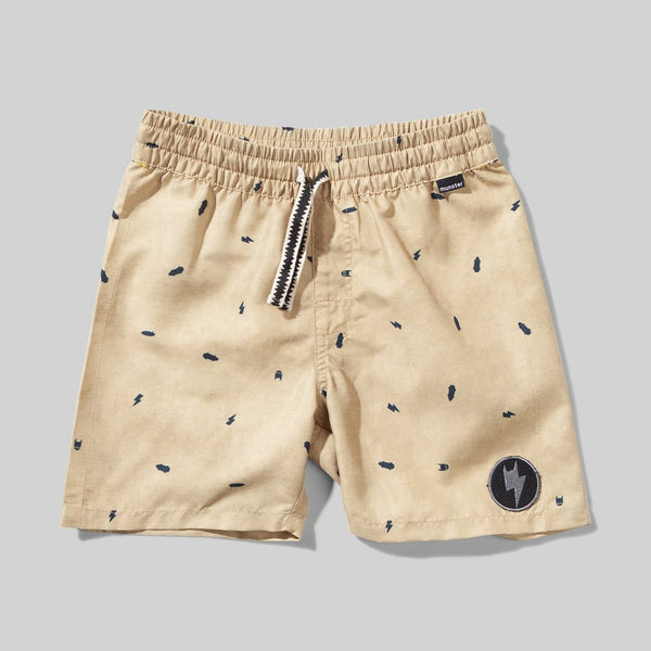 Ride On Board Shorts - Khaki