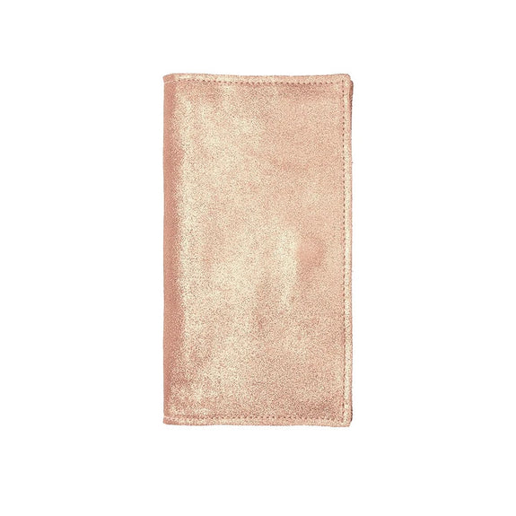 Sarah Wallet (Sparkle Rose Gold)